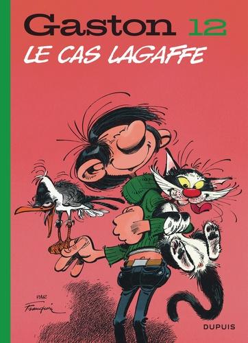 André Franquin - Gaston Tome 12 : Le cas Lagaffe.