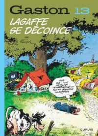 André Franquin - Gaston Tome 13 : Lagaffe se décoince.