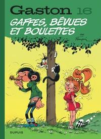 André Franquin - Gaston Tome 16 : Gaffes, bévues et boulettes.