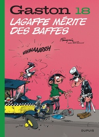 André Franquin - Gaston Tome 18 : Lagaffe mérite des baffes.