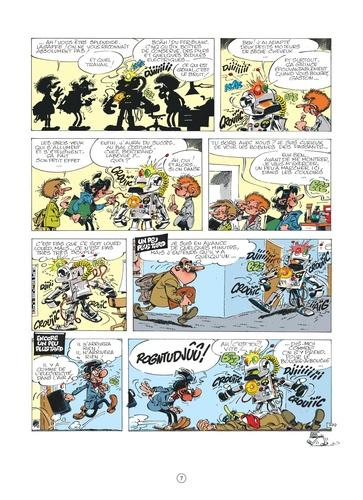 Gaston Tome 18 Lagaffe mérite des baffes