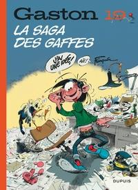 André Franquin - Gaston Tome 19 : La saga des gaffes.