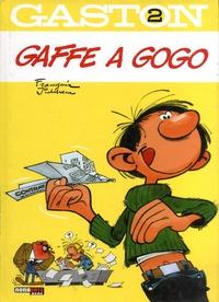André Franquin et  Jidéhem - Gaston Tome 2 : Gaffe a gogo.