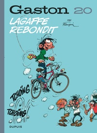 André Franquin - Gaston Tome 20 : Lagaffe rebondit.