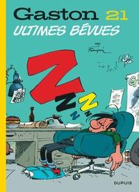 André Franquin - Gaston Tome 21 : Ultimes bévues.