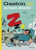 André Franquin - Gaston - tome 21 - Ultimes bévues.