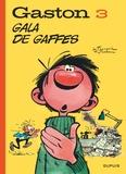 André Franquin et  Jidéhem - Gaston Tome 3 : Gala de gaffes.
