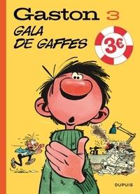 André Franquin - Gaston Tome 3 : Gala de gaffes.