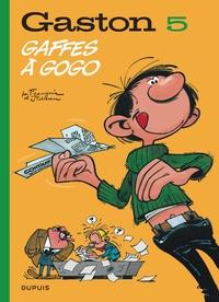 André Franquin - Gaston Tome 5 : Gaffes à gogo.