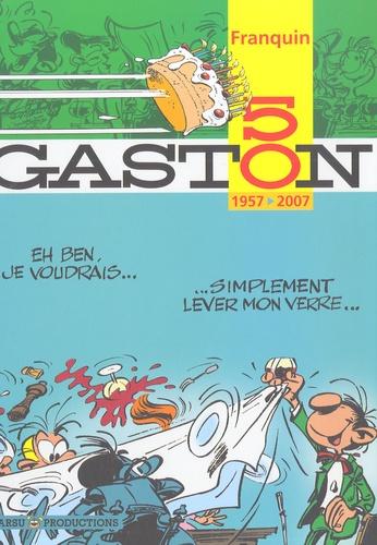 André Franquin - Gaston Tome 50 : 1957-2007.