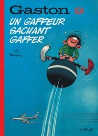 André Franquin - Gaston Tome 9 : Un gaffeur sachant gaffer.