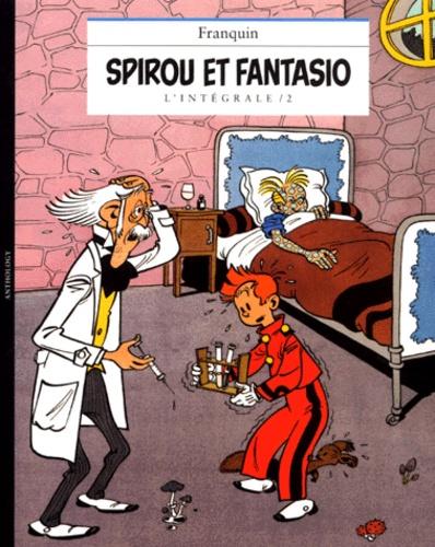 André Franquin - L'intégrale Spirou et Fantasio. - Volume 2.