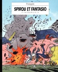 André Franquin - L'intégrale Spirou et Fantasio. - Volume 4.