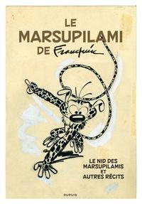 André Franquin - Le marsupilami de Franquin - Le nid des marsupilamis et autres récits.
