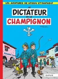 André Franquin - Les Aventures de Spirou et Fantasio Tome 7 : Le dictateur et le champignon - Tes héros vus à la TV.
