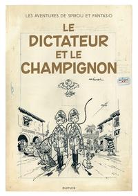 André Franquin - Les Aventures de Spirou et Fantasio Tome 7 : Le dictateur et le champignon.