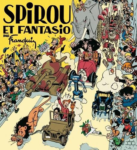 André Franquin - Les Aventures de Spirou et Fantasio  : .