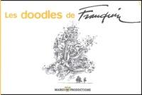 André Franquin - Les doodles de Franquin - Tome 1.
