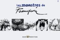 Accentsonline.fr Les monstres de Franquin - Tome 2 Image