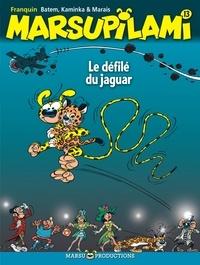 André Franquin et Luc Batem - Marsupilami Tome 13 : Le défilé du jaguar.