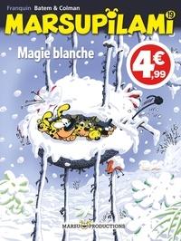 André Franquin et Luc Batem - Marsupilami Tome 19 : Magie blanche.