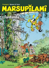 Checkpointfrance.fr Marsupilami Tome 6 Image