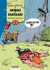 André Franquin - Spirou et Fantasio Intégrale Tome 6 : Inventions maléfiques.