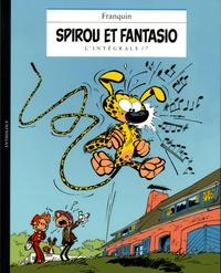 André Franquin - Spirou et Fantasio Intégrale Tome 7 : .