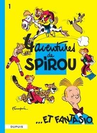 Téléchargement de livres en allemand Spirou et Fantasio Tome 1 par André Franquin in French