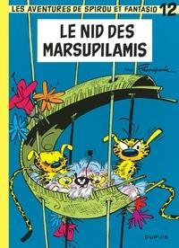 Télécharger des livres électroniques amazon sur ipad Spirou et Fantasio Tome 12 in French  9782800100142 par André Franquin