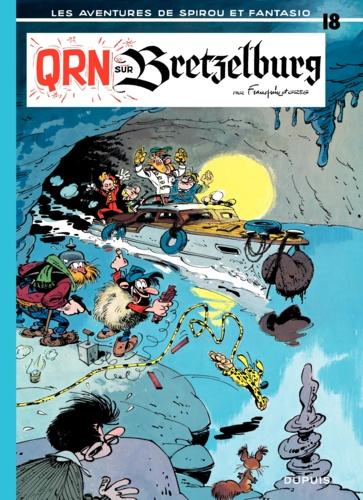 Spirou et Fantasio Tome 18 - QRN sur Bretzelburg - 9782800187983 - 5,99 €