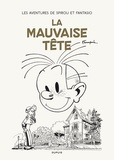 André Franquin et  Jidéhem - Spirou et Fantasio Tome 22 : La mauvaise tête.