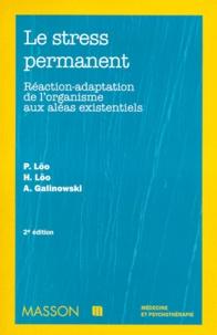 LE STRESS PERMANENT. Réaction-adaptation de lorganisme aux aléas existentiels, 2ème édition.pdf
