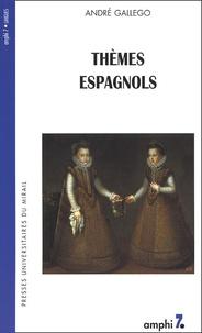 Histoiresdenlire.be Thèmes espagnols Image