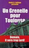 André Gallego - Un Grenelle pour Toulouse.