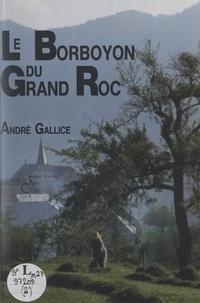 André Gallice et Philippe Mazure - Les mémoires d'André Gallice, poète-paysan bauju, savoyard (2). Le Borboyon du Grand Roc.