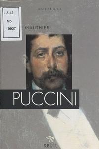 André Gauthier et Françoise Borin - Puccini.