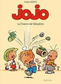 André Geerts - Jojo Tome 10 : La chance de Sébastien.