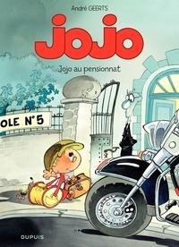 André Geerts - Jojo Tome 12 : Jojo au pensionnat.