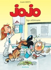 André Geerts - Jojo Tome 16 : Jojo vétérinaire.