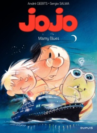 André Geerts et Sergio Salma - Jojo Tome 18 : Mamy Blues.