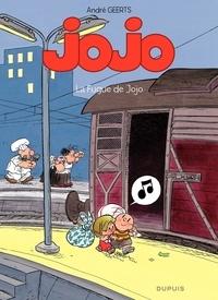 André Geerts - Jojo Tome 2 : La fugue de Jojo suivi de Tous au ski.