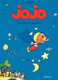 André Geerts - Jojo Tome 8 : Monsieur je-sais-tout.