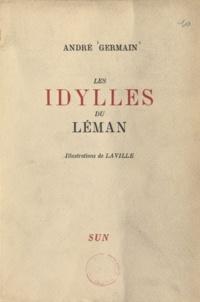 André Germain et  Laville - Les idylles du Léman.
