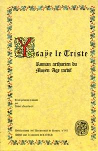 Deedr.fr Ysaïe le Triste. Roman arthurien du Moyen Age tardif Image