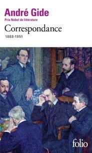 André Gide - Correspondance - 1888-1951.