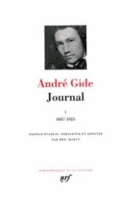 André Gide - Journal - Tome 1, 1887-1925.