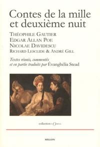 André Gill et Théophile Gautier - Contes de la mille et deuxième nuit.