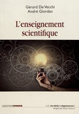 André Giordan et Gérard De Vecchi - L'enseignement scientifique.