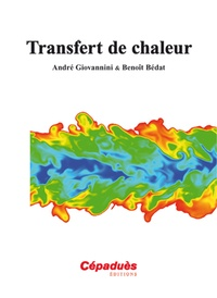 Transfert de Chaleur - André Giovannini pdf epub
